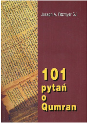 101 pytań o Qumran - okładka książki