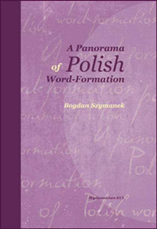 A Panorama of Polish Word-Formation - okładka książki