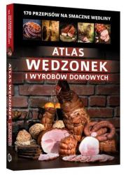 Atlas wędzonek i wyrobów domowych - okładka książki