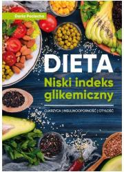 Dieta. Niski indeks glikemiczny - okładka książki