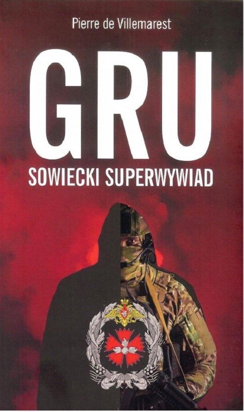 GRU sowiecki superwywiad - okładka książki