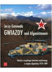 Gwiazdy nad Afganistanem - okładka książki