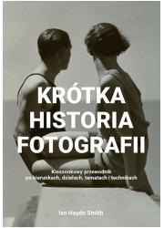 Krótka historia fotografii. Kieszonkowy - okładka książki