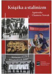 Książka a stalinizm - okładka książki