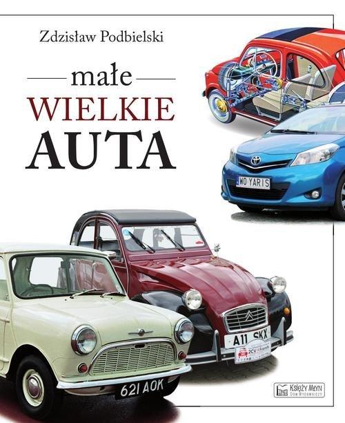 Małe wielkie auta - okładka książki