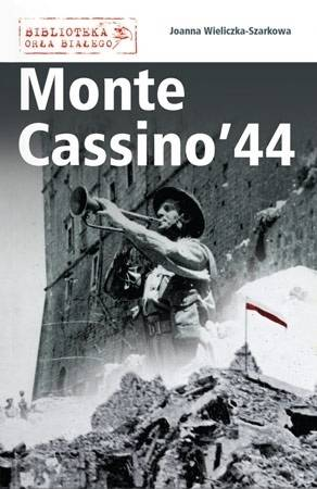 Monte Cassino 44 - okładka książki