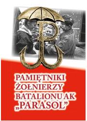 Pamiętniki żołnierzy Batalionu - okładka książki