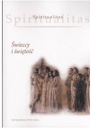 Spiritualitas. Tom 4. Świeccy i - okładka książki