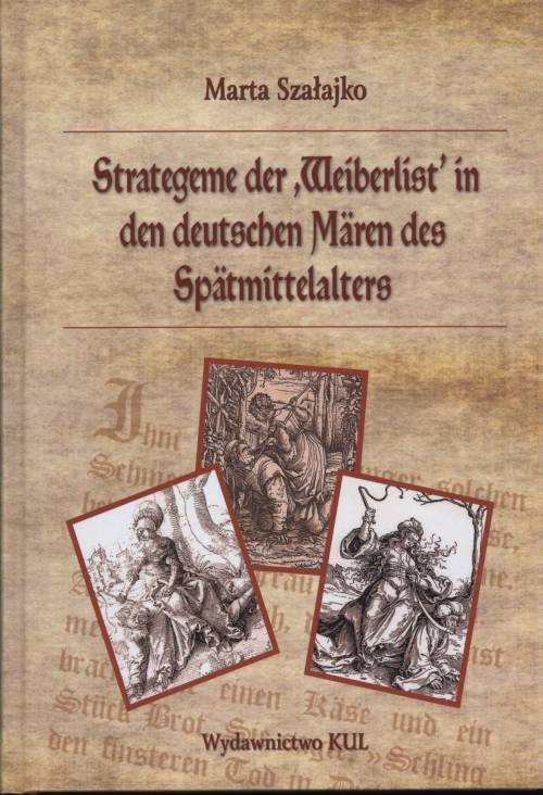 Strategeme der Weiberlist in den - okładka książki
