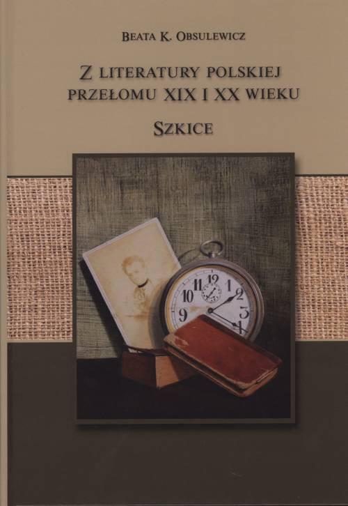 Z literatury polskiej przełomu - okładka książki