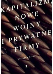Kapitalizm, nowe wojny i prywatne - okładka książki