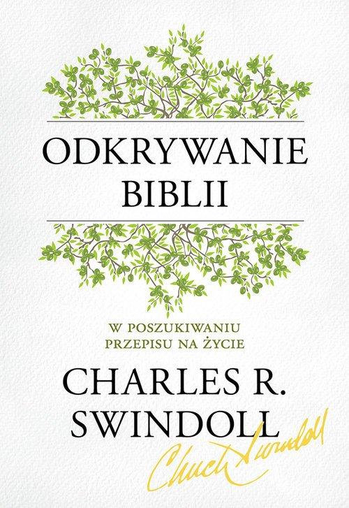 Odkrywanie Biblii. W poszukiwaniu - okładka książki