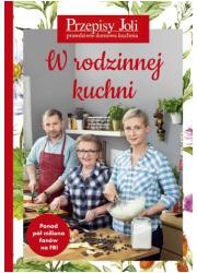 Przepisy Joli. W rodzinnej kuchni - okładka książki