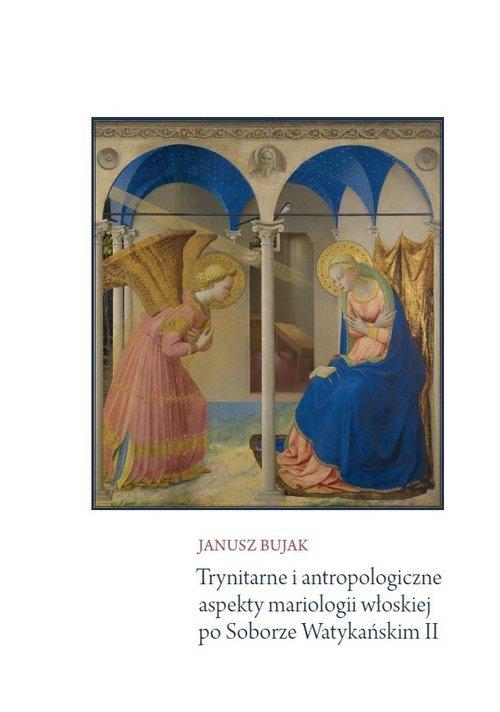 Trynitarne i antropologiczne aspekty - okładka książki
