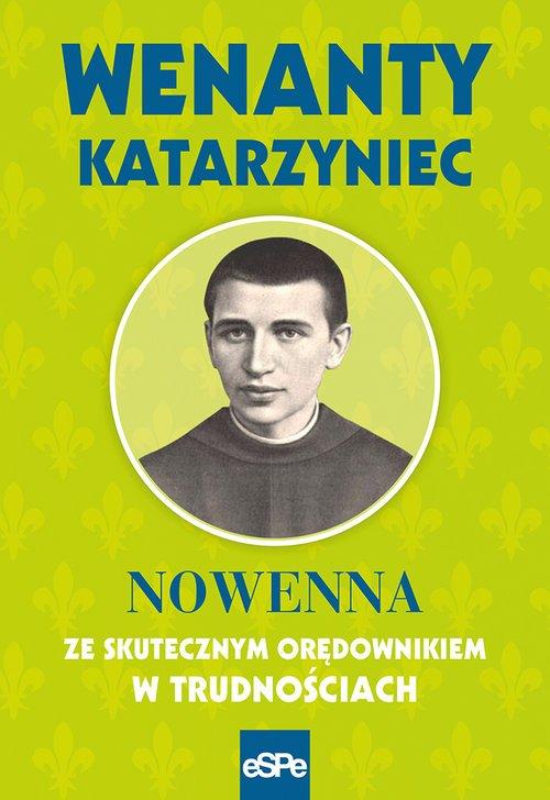 Wenanty Katarzynec. Nowenna ze - okładka książki