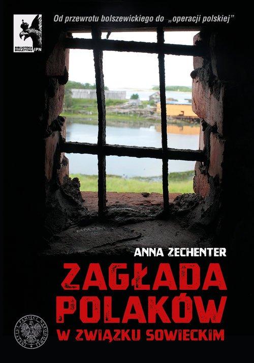 Zagłada Polaków w Związku Sowieckim. - okładka książki