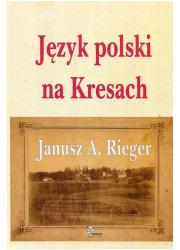 Język polski na Kresach - okładka książki