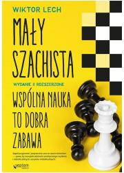 Mały szachista. Wspólna nauka to - okładka książki