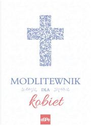 Modlitewnik dla kobiet - okładka książki
