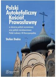 Polski Autokefaliczny Kościół Prawosławny - okładka książki
