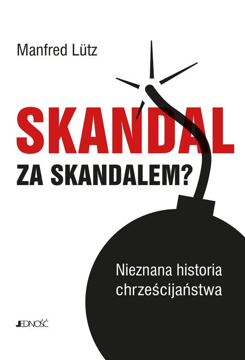 Skandal za skandalem? Nieznana - okładka książki