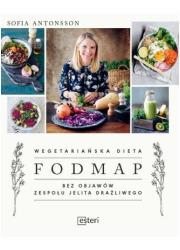 Wegetariańska dieta Fodmap. Bez - okładka książki