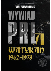 Wywiad PRL a Watykan 1962-1978 - okładka książki