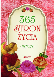 365 stron życia 2020 - okładka książki