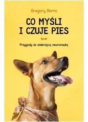 Co myśli i czuje pies. Przygody - okładka książki
