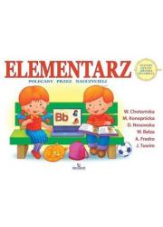 Elementarz - okładka podręcznika