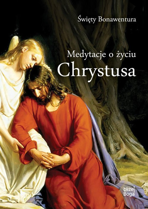 Medytacje o życiu Chrystusa - okładka książki