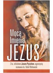 Mocą Imienia Jezus - okładka książki