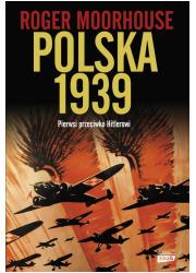 Polska 1939. Pierwsi przeciw Hitlerowi - okładka książki