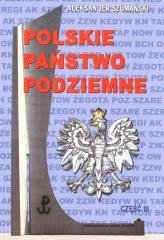 Polskie państwo podziemne cz. 3 - okładka książki