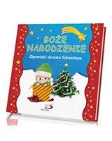 Boże Narodzenie. Opowieść skrzata - okładka książki