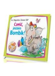 Cześć, jestem Bombik! Perełka z - okładka książki