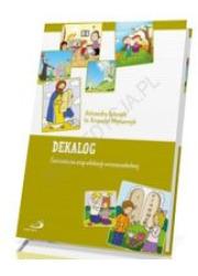 Dekalog. Ćwiczenia na etap edukacji - okładka książki