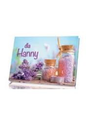 Dla Hanny - okładka książki