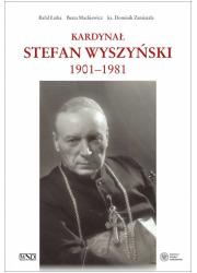 Kardynał Stefan Wyszyński - okładka książki