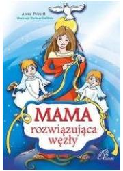 Mama rozwiązująca węzły - okładka książki
