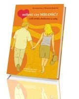 Miłość czy MIŁOŚĆ? Czyli sztuka - okładka książki