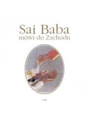 Sai Baba mówi do Zachodu - okładka książki