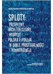 Sploty: Przepływy, architek(s)tury, - okładka książki