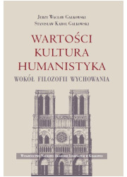 Wartości. Kultura. Humanistyka. - okładka książki