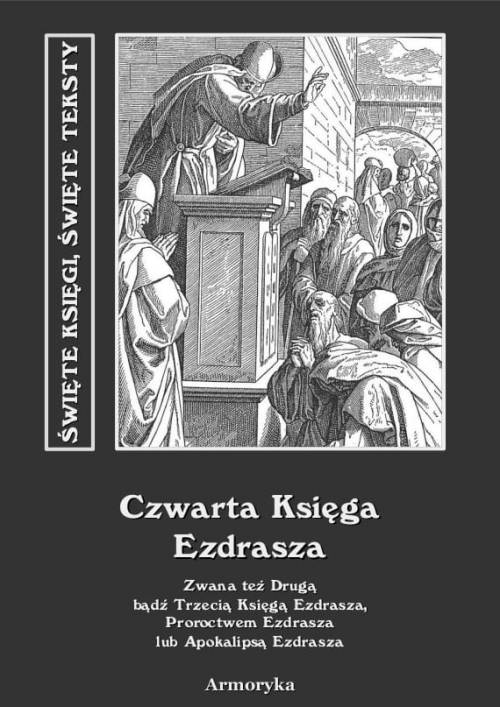 Czwarta Księga Ezdrasza. Seria: - okładka książki