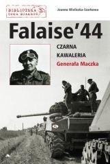 Falaise 44. Czarna Kawaleria Generała - okładka książki