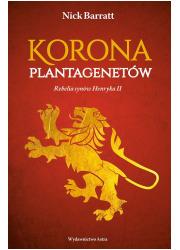 Korona Plantagenetów. Rebelia synów - okładka książki