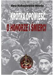 Krótka opowieść o honorze i śmierci - okładka książki