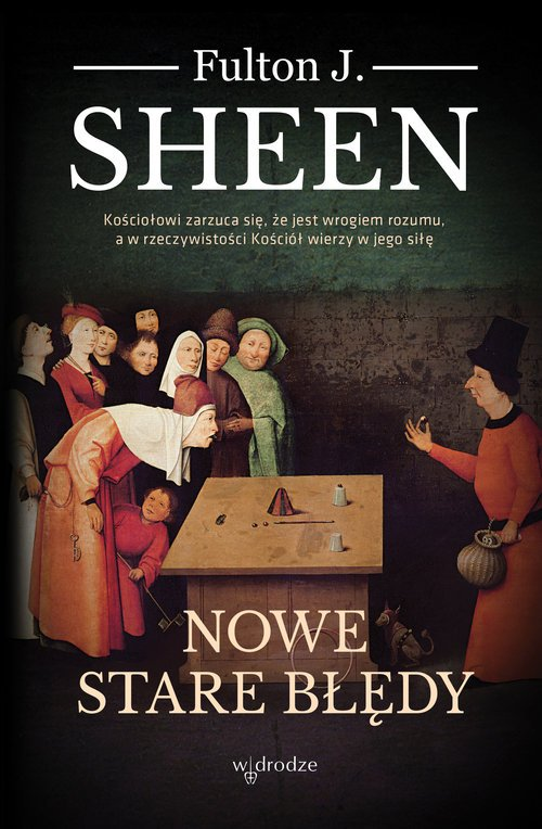 Nowe stare błędy - okładka książki