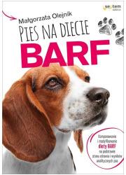 Pies na diecie BARF. Komponowanie - okładka książki